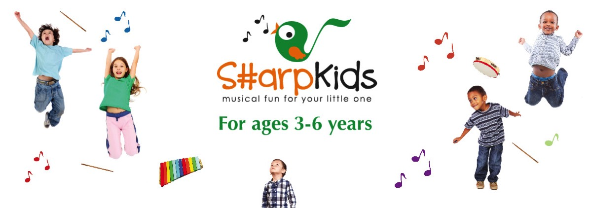 Sharp Kids musical fun for your little one